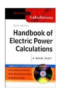 Handbook of Electric Power Calculations with CD