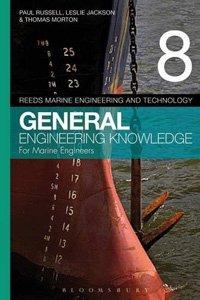 Reeds Volume  8 General Engineering Knowledge for Marine Engineers