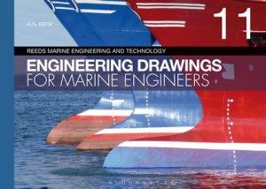 Reeds Volume 11 Engineering Drawing for Marine Engineers