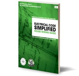 Electrical Code Simplified House Wiring Guide Multi Province Book 1