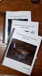 SteamFitter / PipeFitter Study Guide Set (Includes 1st, 2nd, & 3rd Period)