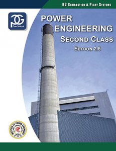 2nd Class B2 Textbook Combustion & Plant Systems