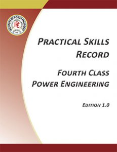 4th Class Practical Skills Record (Replaces 4th class CATE)