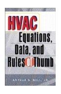 HVAC Equations Data & Rules of Thumb. Bell.