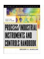 Process Industrial Instruments & Controls Handbook 5th edition. Considine.
