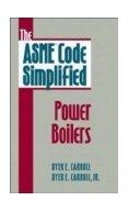 ASME Code Simplified Power Boilers