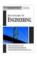 McGraw Hill Dictionary of Engineering
