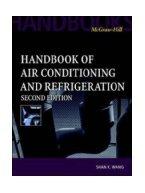 Handbook of Air Conditioning & Refrigeration
