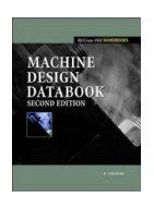 Machine Design Data Handbook. K Lingaiah.