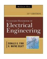 Standard Handbook for Electrical Engineers 15th edition. Fink.