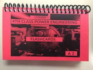 A2 4th Class Power Engineering FlashCards