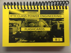 B1 4th Class Power Engineering FlashCards