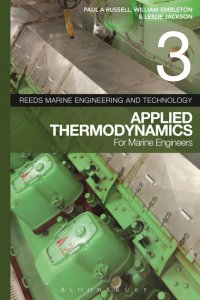Reeds Volume  3  Applied Thermodynamics for Marine Engineers