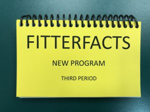Fitter Facts Third Period