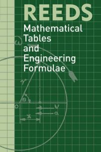 REEDS Mathematical Tables and Engineering Formulae