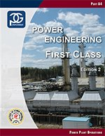 1st Class A4 Textbook Power Plant Operations