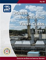 1st Class B1 Textbook Legislation and Codes for Industrial Equipment